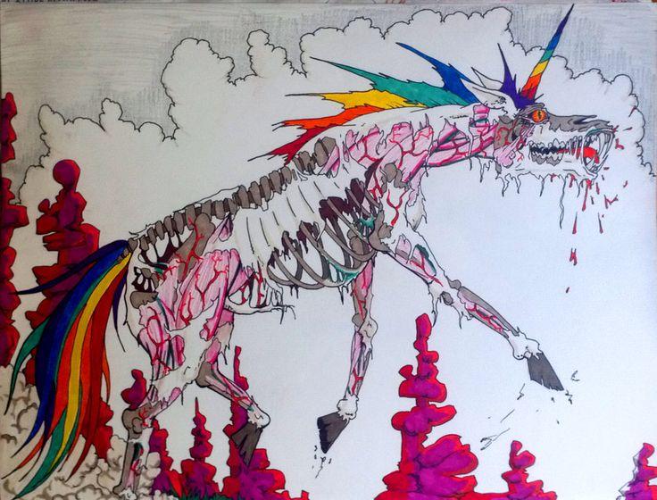 Robot unicorn attack lyrics