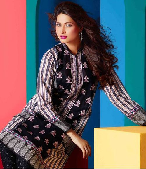 Tawwakal Festive Embroidered Kurtis Collection SBT_406B
