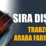 Trabzon'da İlginç Yöntem