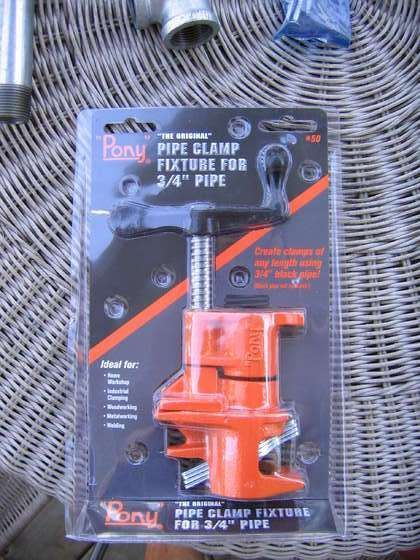 Image result for homemade bike repair stand clamp