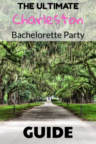 Everything you need to know for planning a bachelorette party in Charleston! This guide covers ideas for places to stay, where to eat, and things to do for an amazing weekend in this charming Southern city -- Charleston, SC!    For more bachelorette guides, go to www.getbachelorettebox.com