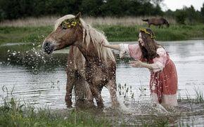 nia verano ro baos caballo humor spray belleza elegancia pinterest caballos escritorios y fondos de pantalla