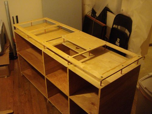 dj table - okay now who is going to build this for me?