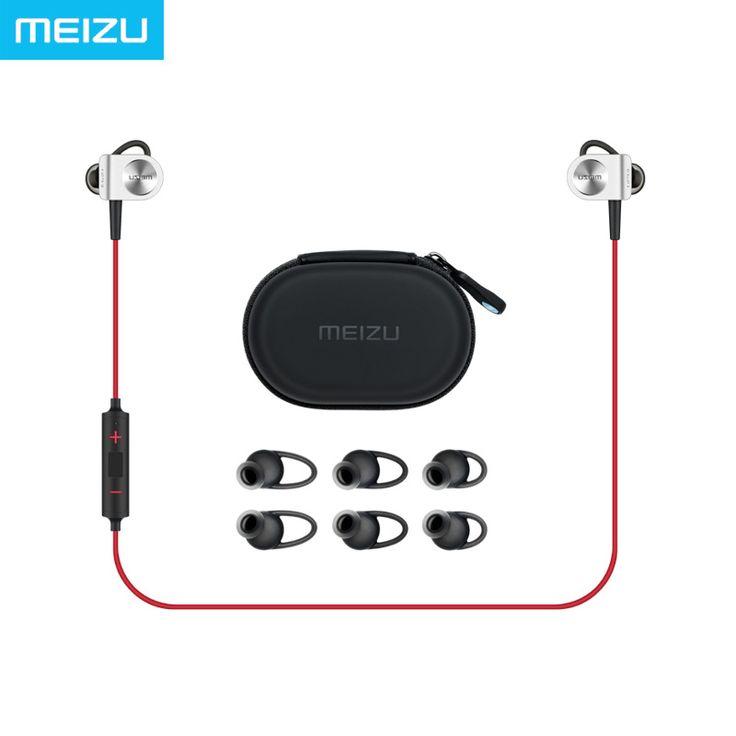 NEW COUPON - Meizu EP51 Bluetooth HiFi Sports Earbuds for $19.99! חדש! - קופון הנחה על האוזניות האלחוטיות הפופולאריות של מייזו https://buyim.co.il/NEW
