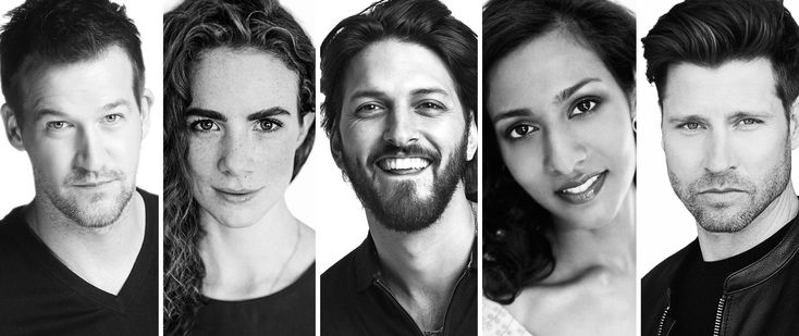 DISCOVERY ADDS TO ITS RANKS -  'Star Trek: Discovery' continues to bring new cast members on board. The latest additions, revealed today, include Shazad Latif, Rekha Sharma, Kenneth Mitchell, Clare McConnell and Damon Runyan. - April 28, 2017 | STAR TREK