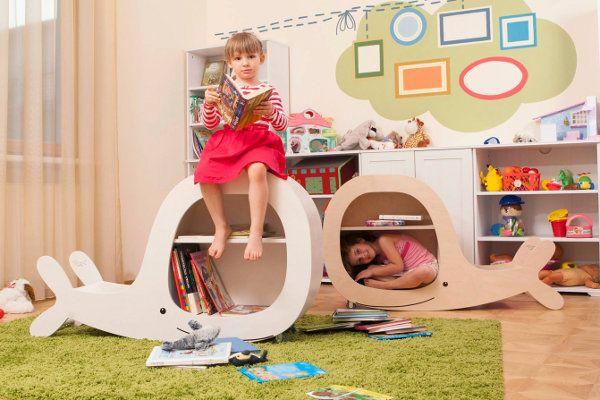 Funkčný a veselý nábytok - Stavebníctvo a bývanie
