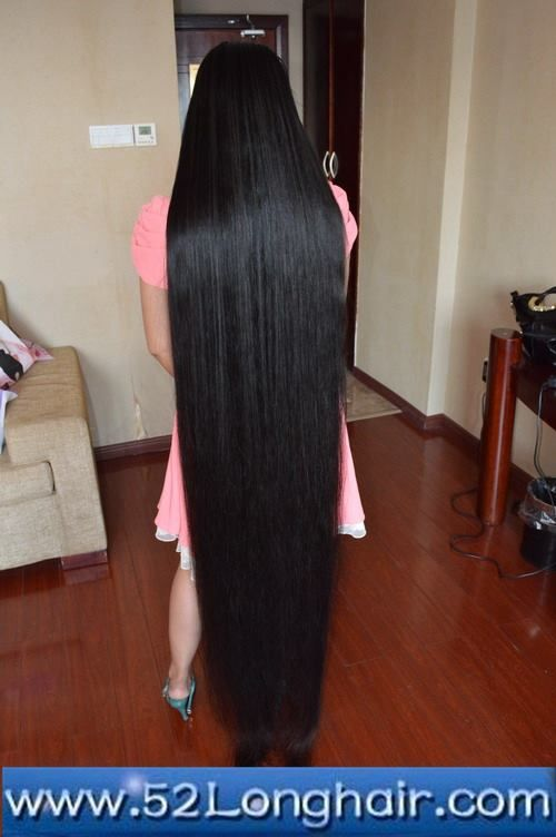长发 剪发 Hair Longhair Beautiful China Super Lh Long