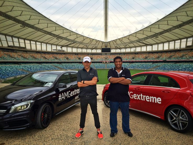 This past weekend, the #AMGextreme team catapulted from 0-100km/h in a crazy 4.6 seconds in the new A 45 #AMG. Here are some highlights from the adventure. www.amgextreme.co.za/competition