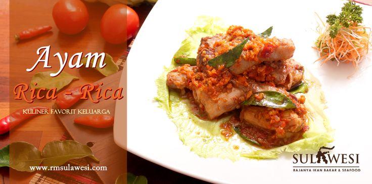 Ayam Rica - Rica