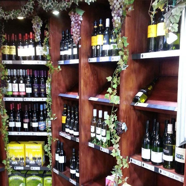 Thank goodness the week is over, time to have a glass of wine. We have a large selection of delicious wines at OK Grocer Danabaai. Nothing like a relaxing glass of wine at the end of a demanding day to cheer you up! (Alcohol not for Sale to persons under the age of 18. Drink Responsibly)