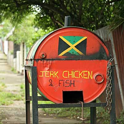 Homemade Jerk marinade recipe. Get Jamaican at your next backyard bbq.