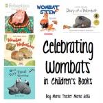 Book Mama: Celebrating Wombats in Children's Books: Wombat Day 2012
