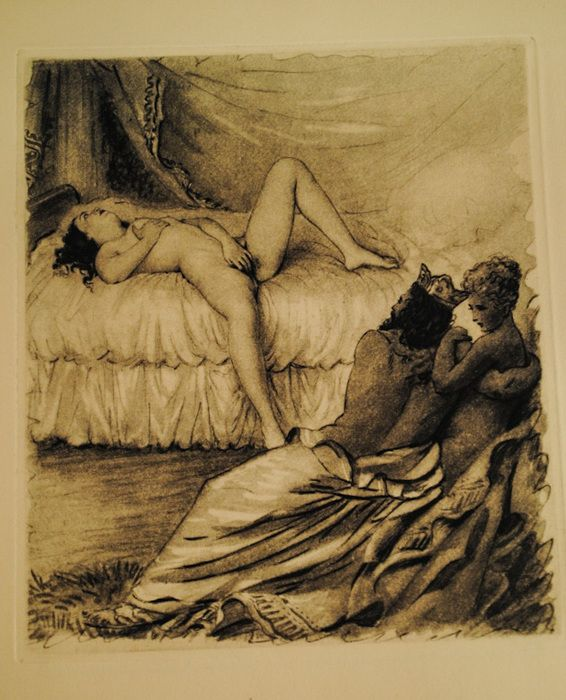 еврейская эротика древняя