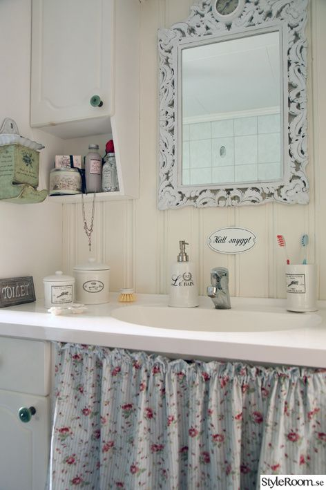 badrum,handfat,lantligt,badrumsinspiration