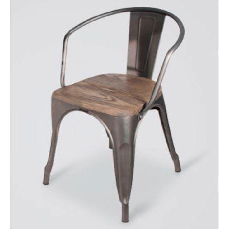 M s de 25 ideas incre bles sobre sillas de metal en for Sillas de metal para comedor