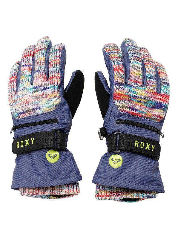 Jacquard Gloves by roxy
