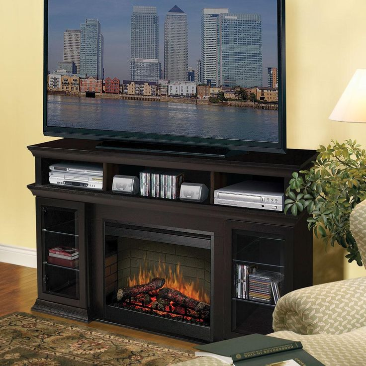 Best 85 Media Console Electric Fireplaces images on Pinterest