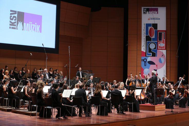 42. İstanbul Müzik Festivali: Açılış ve Konser