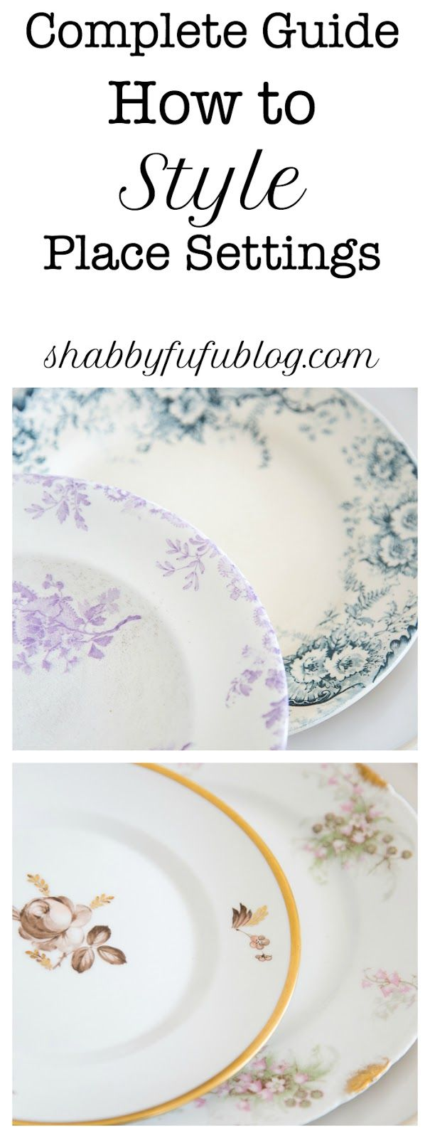 How To Style Place Settings And Mix Patterns Up  #dishes #placesetting #tablescape