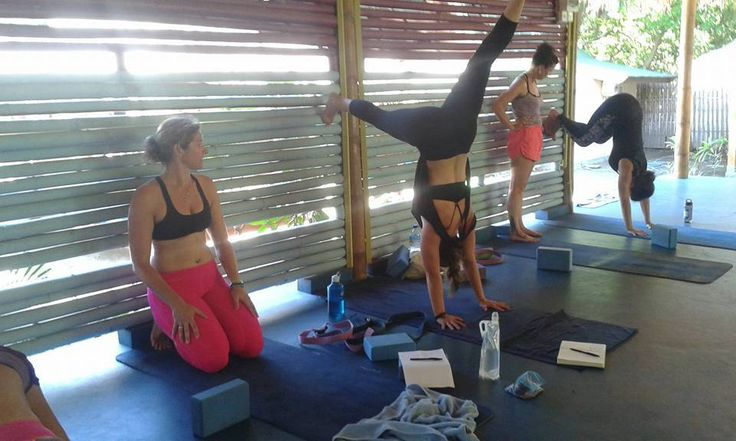 Looking for #Bali retreats and want to enjoy #yoga classes with natural #accommodation facility? H2O #Yoga & #Meditation Center is the best place you can look for.