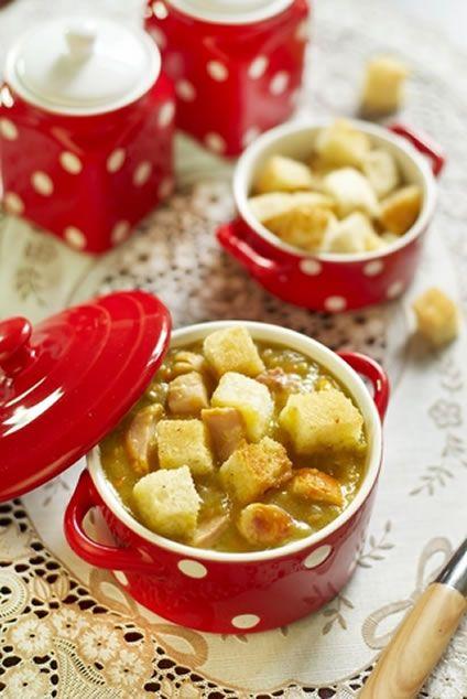 ... Split Pea Soup on Pinterest | Split peas, Yellow split pea soup and