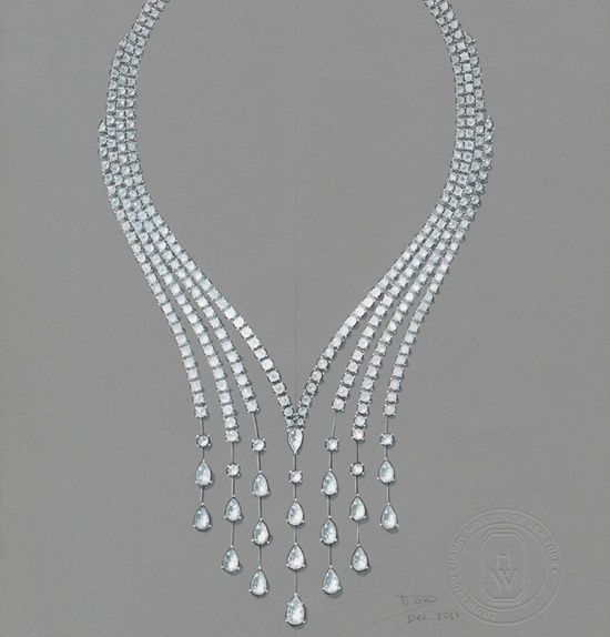 how to get rid of water in necklace