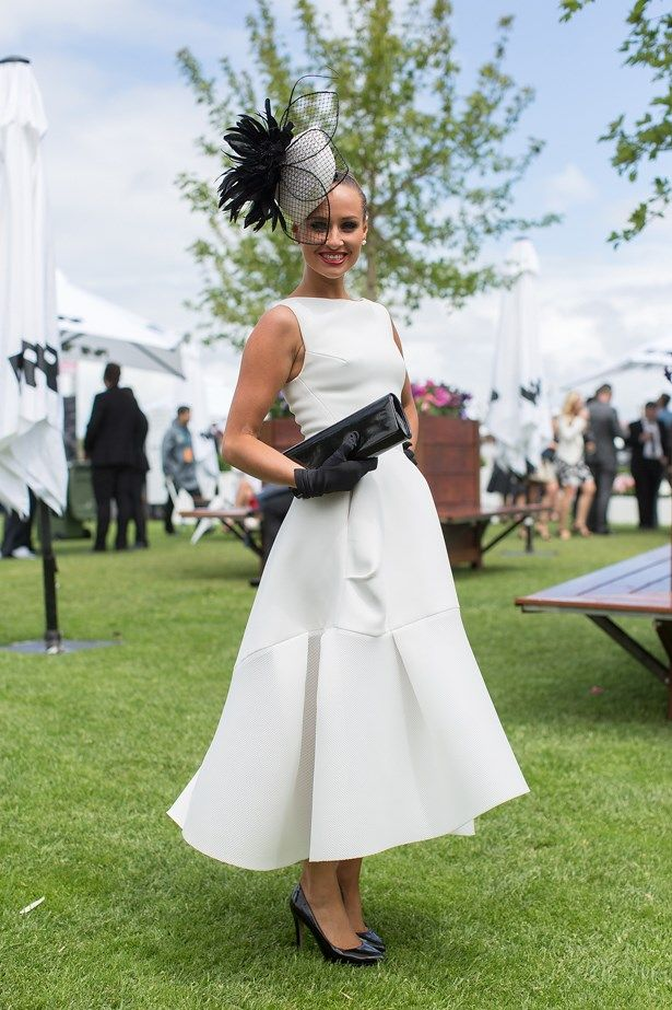 Best dressed from Derby Day 2014 in Melbourne - Image 4