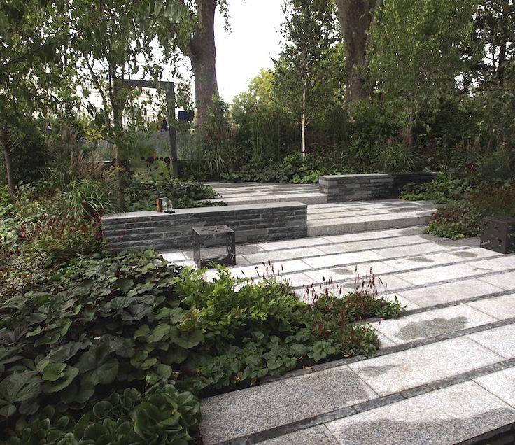 590 best images about landscape design paving on pinterest for Barker landscape architects