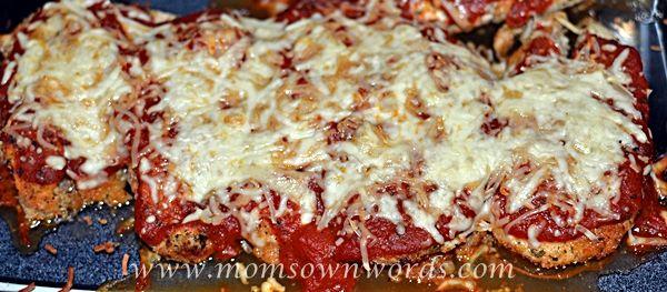 Chicken Parmesan Recipes
