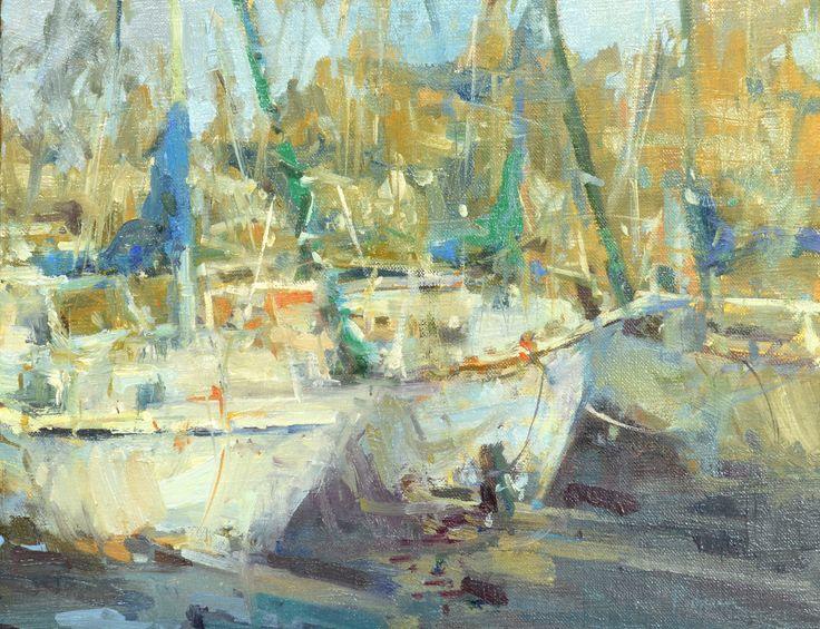 Fine Art Landscape Oil Paintings