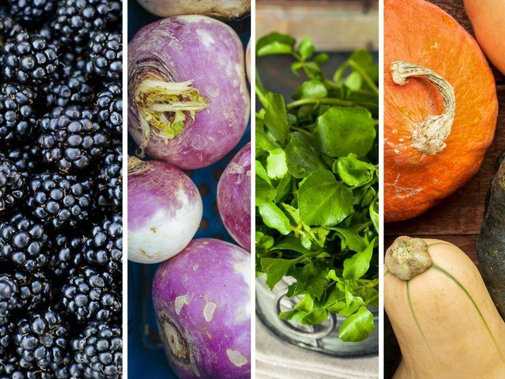 """De frukter, grönsaker och bär som växer på Jorden är bokstavligen sprängfyllda med vitaminer och andra nyttiga näringsämnen.  Jennifer Di Noia från William Paterson University i USA har gjort en topplista över 41 supermatvaror , som hon kallar för små """"kraftverk""""."""