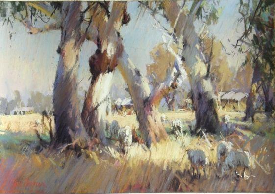 Ross Paterson : Watercolour : Australia