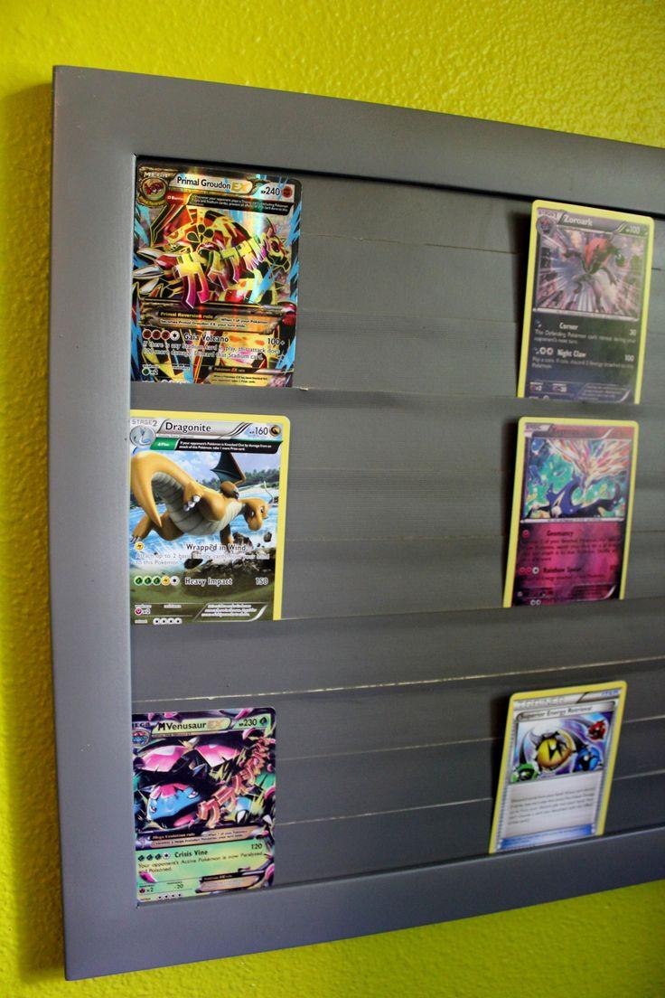 Pokemon Display Board Side