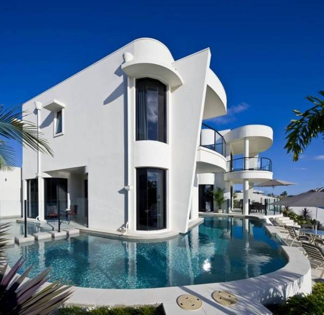 10 Best Gold Coast Luxury Waterfront Homes Images On