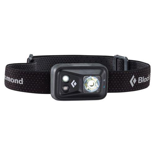 Black Diamond Spot Headlamp 300 Lumens Matte Black LED Flashlight Torch & Strobe