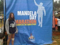 26 August 2012 saw the first running of the Mandela Day marathon, in honor of Nelson Mandela, and said, quite rightly it appears, to be THE toughest...