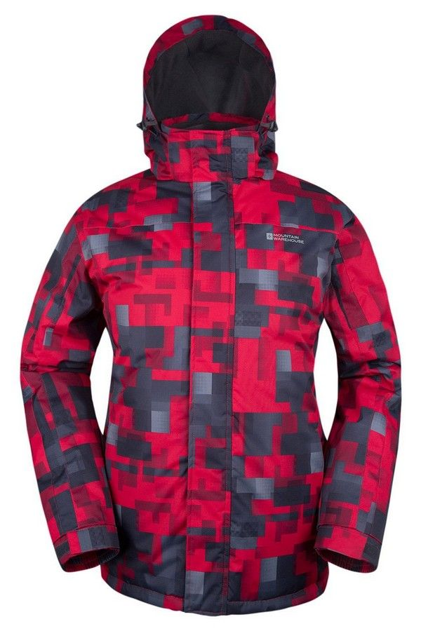 mountain warehouse shadow mens ski jacket