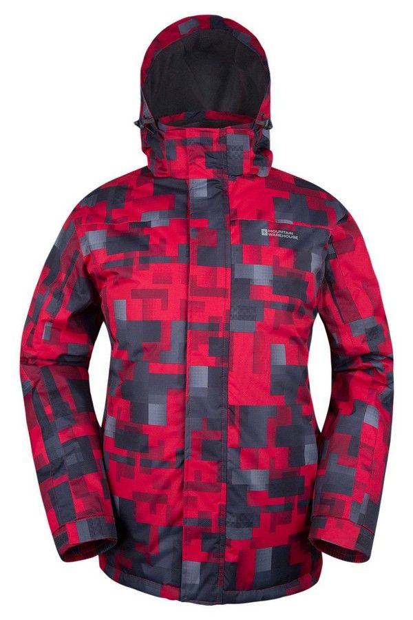 mountain warehouse shadow mens ski jacket