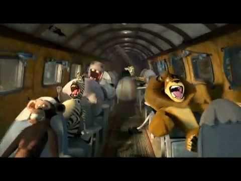 Madagascar 2 Trailer [deutsch] - Besser noch als der erste Teil... find ich :D