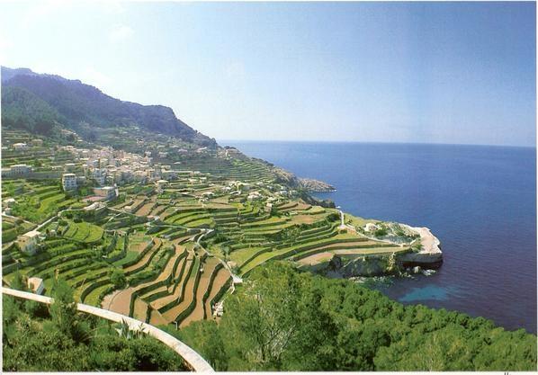 Banyalbufar Mallorca Spain