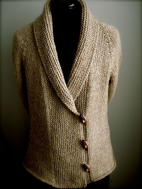 Knitting Pattern Sweater With Collar : 1000+ ideas about Shawl Collar Cardigan on Pinterest Dress shawl, Classic m...