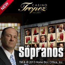 Full review of the Sopranos online slots games play with the killer !