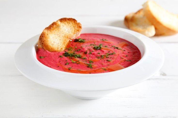 Zuppa di barbabietole ricetta