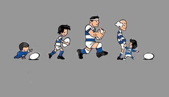 The Circle of Rugby