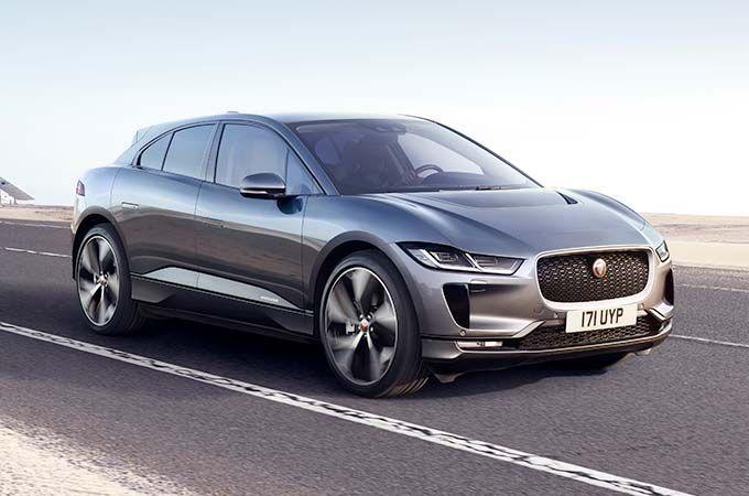 Jaguar I Pace In Corris Grey Best Electric Suv