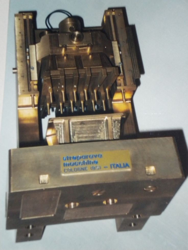 multibohrer machine sculpture