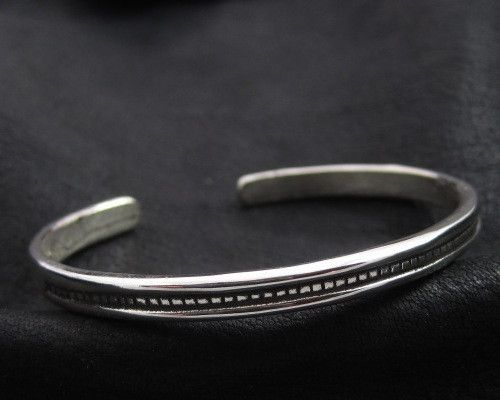 Silver bracelet from Ancient Rome from The Sunken City by DaWanda.com