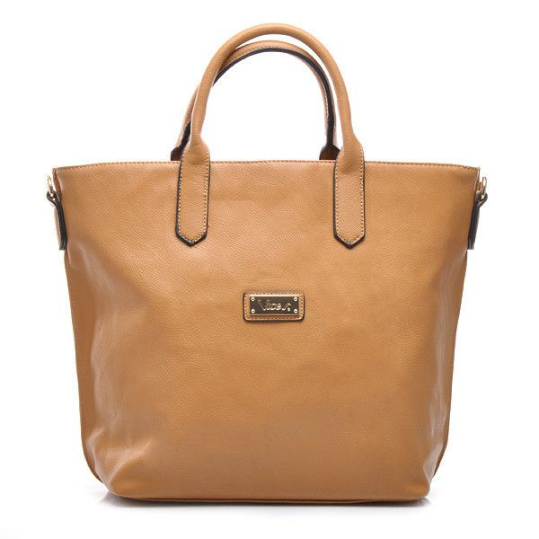 SHOPPER BAG LARGE TYPE http://www.cosmopolitus.com/duza-torba-typu-shopper-vg52br-odst237ny-hn283d233-p-80670.html #kabelky #damy #velky #obalka #kuze #cerny #hnedy #rameno #postak #levne
