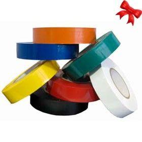Colourflex Tape Red PVC 3M #FMGiftGuides16