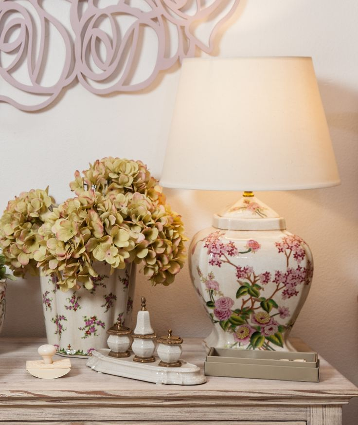 The NEW collection of Tropical Flower Vases, Lamps, Soap holders and Pots! Let them change your lifestyle in better!